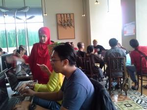 Kelas Pertemuan Gathering Rutin Pelatihan Wirausaha Bisnis Online SB1M