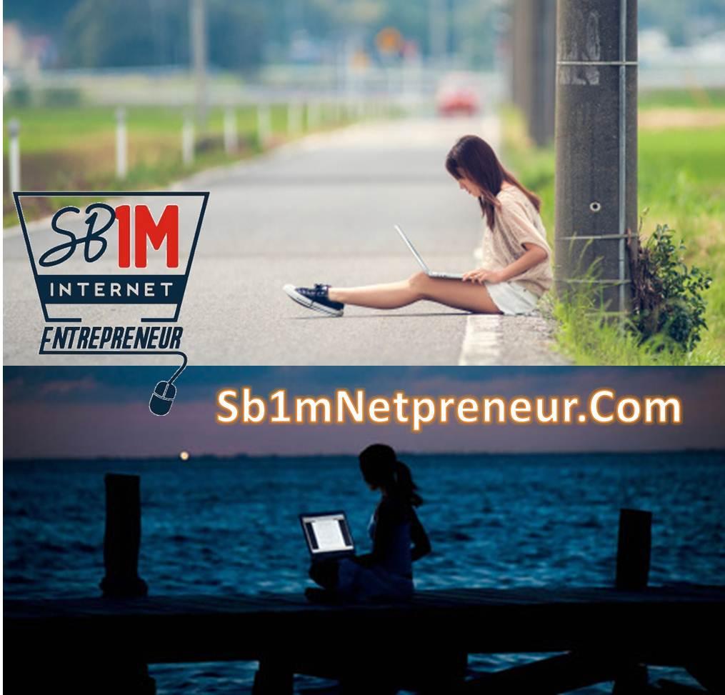 Belajar Jadi Pengusaha Bisnis Online atau Online Marketing dan Anda bisa jalankan bisnis di manapun tidak terikat tempat
